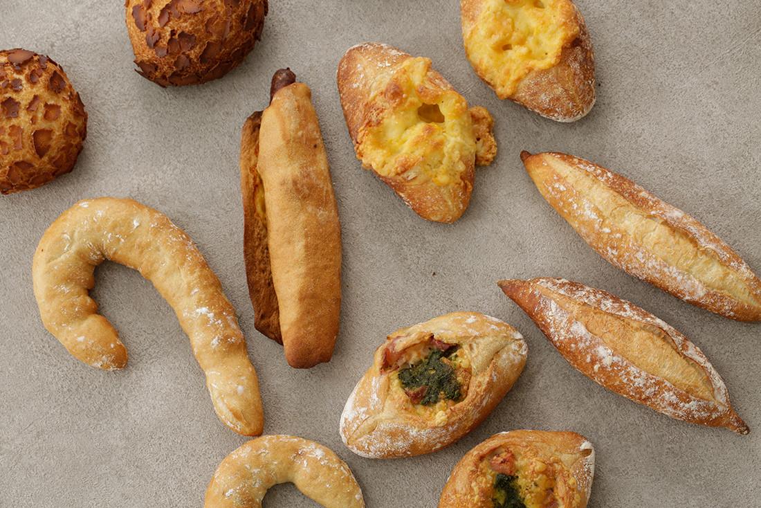 ブーランジュリー横浜の本格手作りパン
